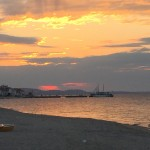 Pefkohori Sunset